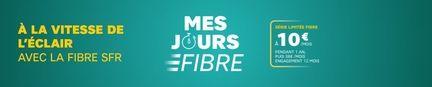 Fibre SFR 10 euros