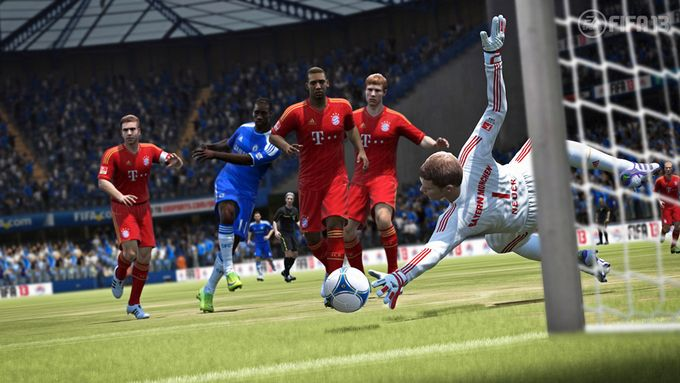FIFA 13 - 16