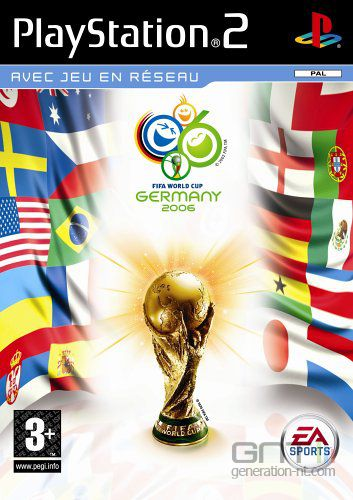 Fifa world cup jaquette