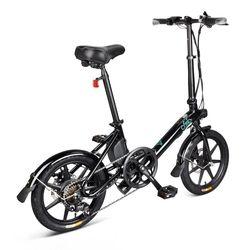 Fiido D3S - Vélo arrière