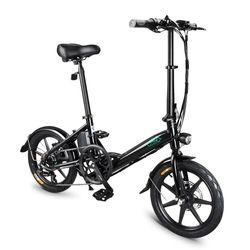 Fiido D3S - Vélo avant