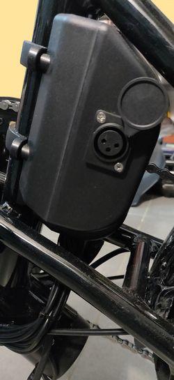 Fiido D3S - Vélo connecteur de recharge