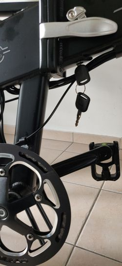 Fiido M1 - Vélo clé de démarrage