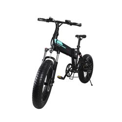 Fiido M1 - Vélo face