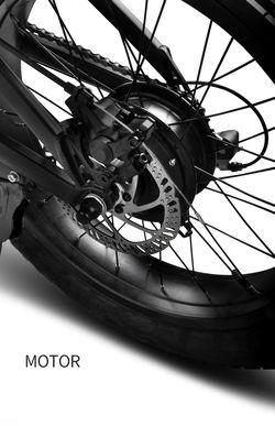 Fiido M1 - Vélo Frein à disque