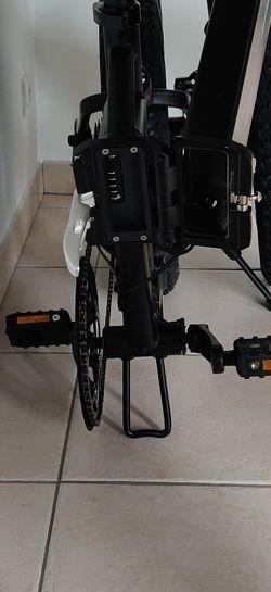 Fiido M1 - Vélo plié face