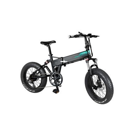 Fiido M1 - Vélo profile