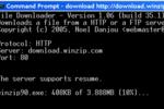 File Downloader : transférer des fichiers sur un serveur