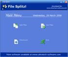 File Splitz! : envoyer un gros fichier après l'avoir divisé
