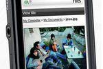 Files on Ovi Nokia 2