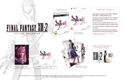 Final Fantasy 13-2 collector