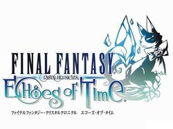 Final Fantasy Crystal Chronicles : Echoes of Time   logo