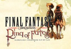Final fantasy crystal chronicles ring of fates logo