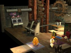 Final Fantasy Fables : Chocobo\\\'s Dungeon - 11