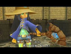 Final Fantasy Fables : Chocobo\\\'s Dungeon - 7