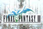 Final Fantasy III - Pochette