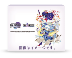 Final Fantasy IV Complete Collection - bundle