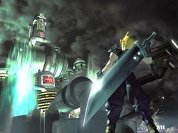 Final Fantasy VII - artwork