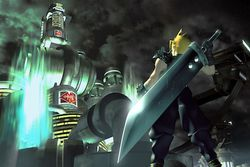 Final Fantasy VII - Shinra