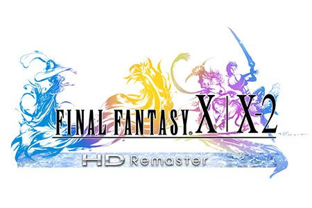 Final Fantasy X / X-2 Remaster - logo