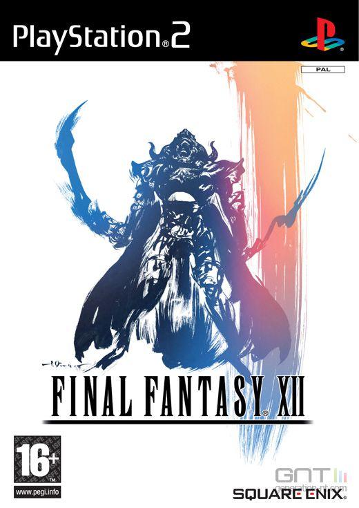 Final Fantasy XII - Pochette PAL