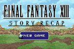 Final Fantasy XIII 16 bits