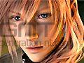 Final Fantasy XIII visage