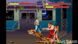 Final Fight : Double Impact - 5