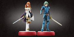 Fire Emblem Echoes Shadows of Valentia - Amiibo.