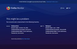 Firefox-Monitor-compromissions