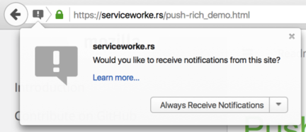 Firefox-notification-push