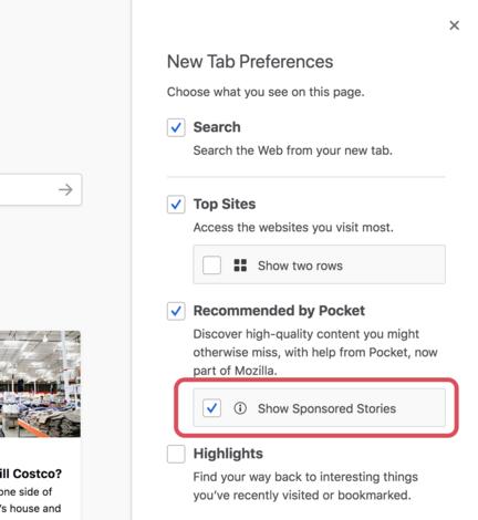 Firefox-Pocket-contenus-sponsorises