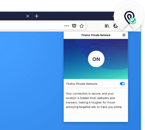 Firefox-Private-Network