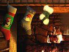 Fireside Christmas : décorer votre écran pour Noël
