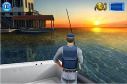 Fishing Kings Gameloft iPhone 03