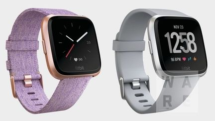 Fitbit montre connectée 2