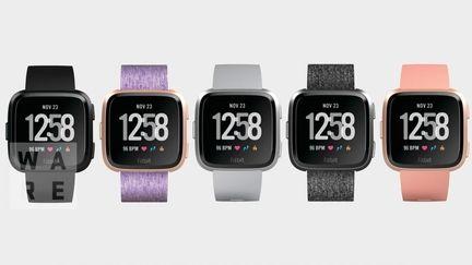 Fitbit montre connectée 3