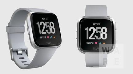 Fitbit montre connectée