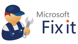 fix it center logo