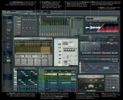 FL Studio screen2