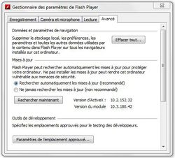 Flash-Player-10.3-panneau-configuration