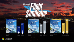 Flight Simulator 2020 versions 1