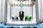 Fond d'écran Noël Alienware (Small)