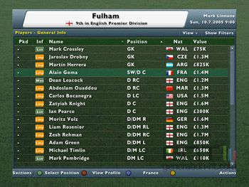 Football manager 06