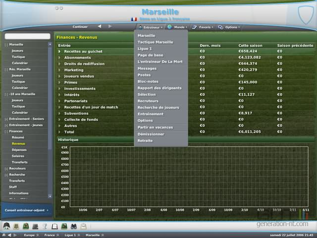 Football Manager 2007 image 15