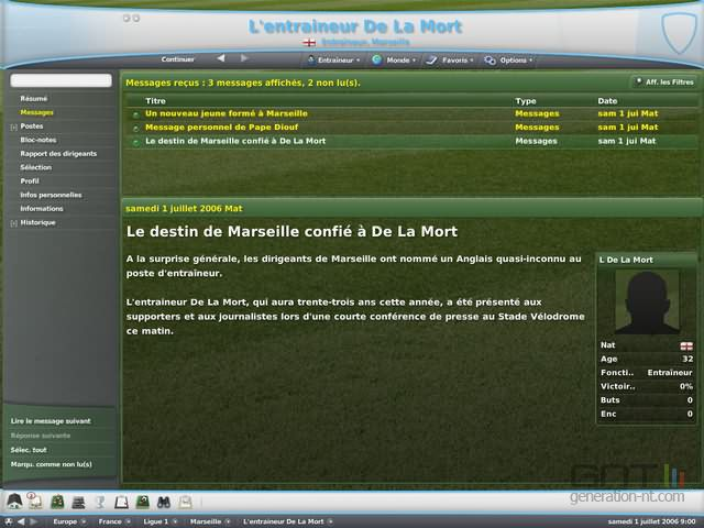 Football Manager 2007 image 1
