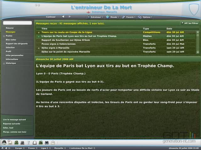 Football Manager 2007 image  20