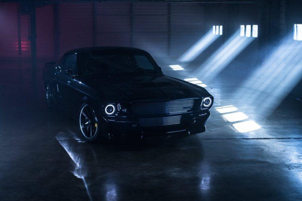 La mythique Ford Mustang déclinée en version électrique