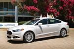 Ford voiture autonome 02.