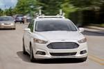 Ford voiture autonome.